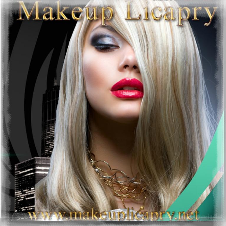 makeup licapry norma