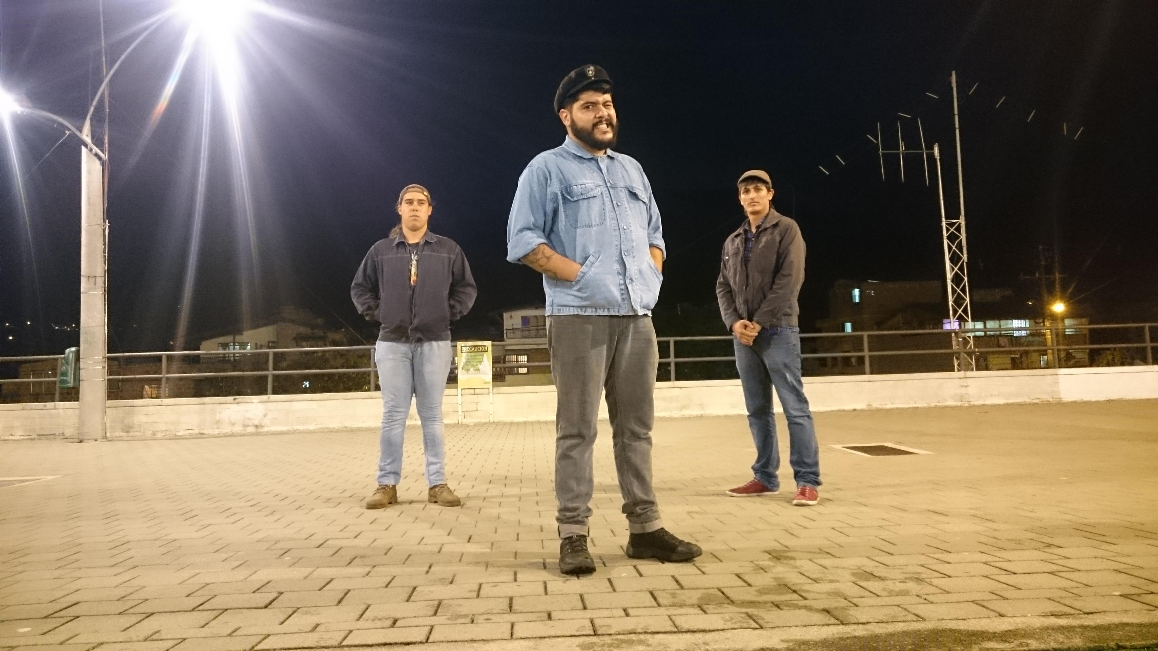 Foto Los Calcinados